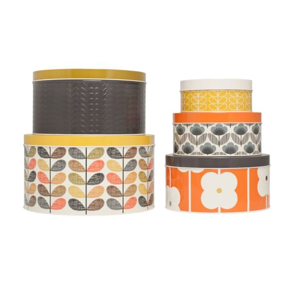 Can and Biscuit Jar