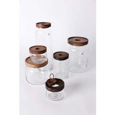 Cynosure Glass Jar Collection