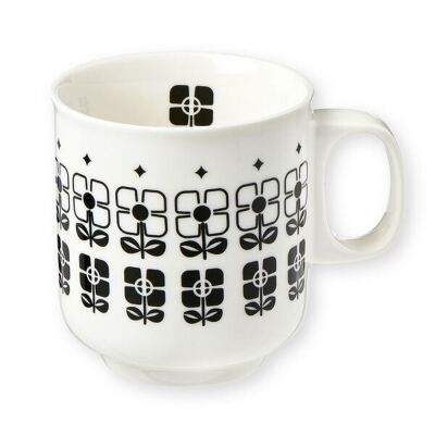 Tasse GEOMETRIC Flowers