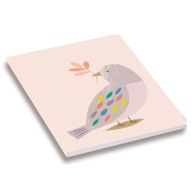Notizbuch BIRD | blanko