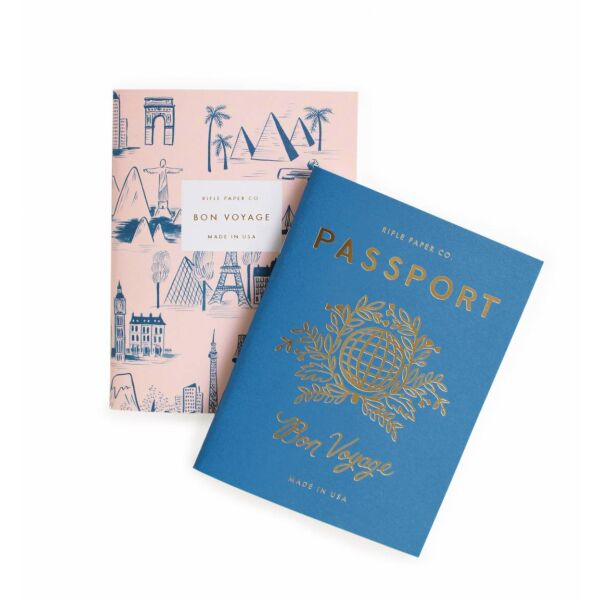 Notizbuch Set PASSPORT
