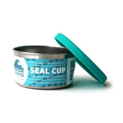 ECOIunchbox  BLUE WATER BENTO | Seal Cup Solo