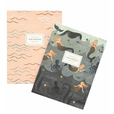 Notizbuch Set MERMAID
