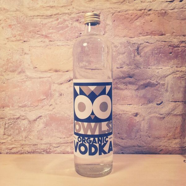 Organic Vodka OWLS | 1l