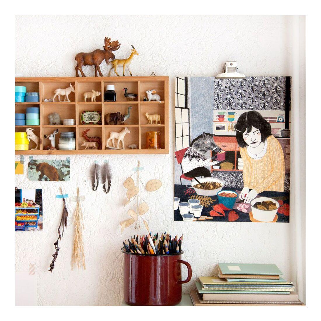 liekeland artwork poster postkarten. Black Bedroom Furniture Sets. Home Design Ideas