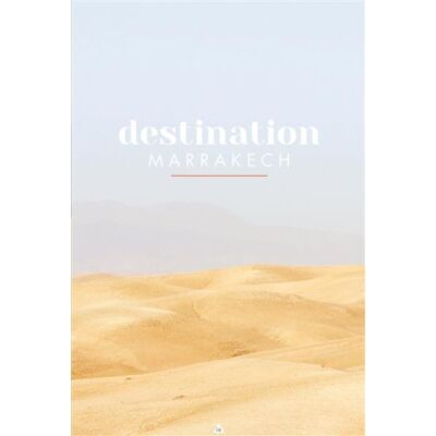 Destination | MARRAKECH