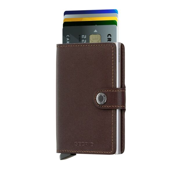 Miniwallet | Original Dark Brown