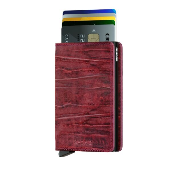 Slimwallet | Dutch Martin Bordeaux