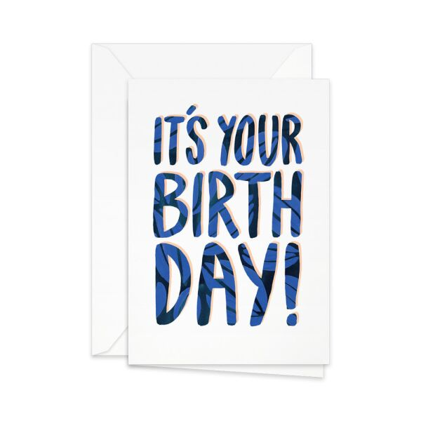 Greeting Card | Its your birthday!