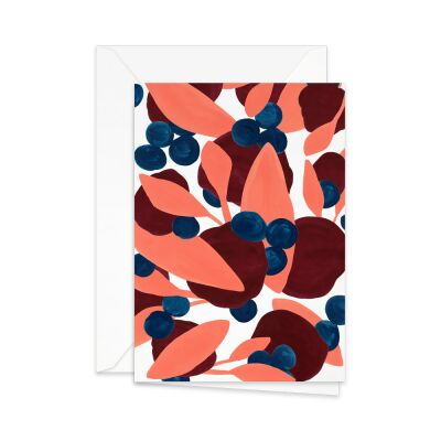 Greeting Card | berries