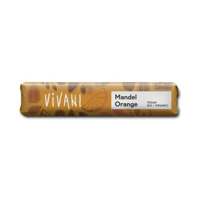 Mandel Orange - mit Reisdrink  35g