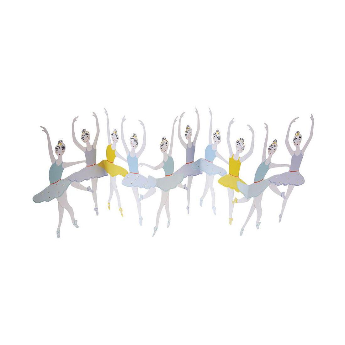 Giraffe mit Rock und Schleife Ballett Ballerina Christbaumschmuck