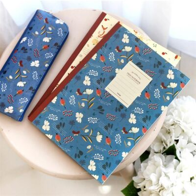 317106 W.P FREE NOTEBOOK BLUE