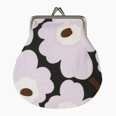 Purses mini unikko green, light pink, brown