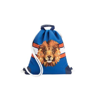 Turnbeutel CITY BAG Lion Head