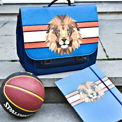 Schulranzen IT BAG Midi Lion Head