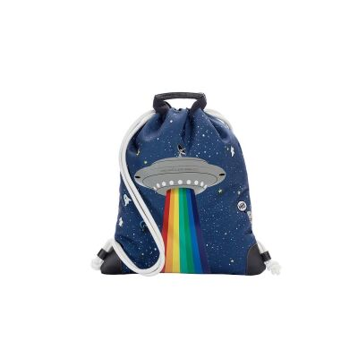 Turnbeutel CITY BAG Space Rainbow