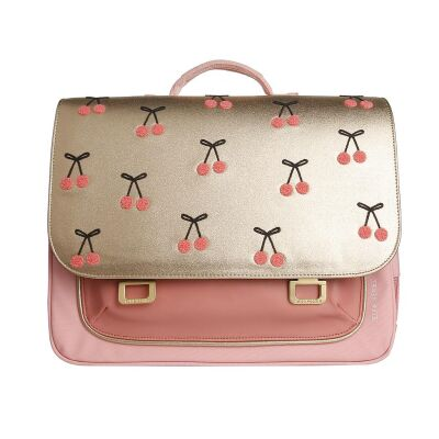 It bag Midi Cherry Pompon