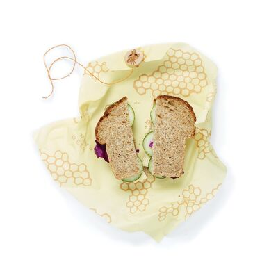 Bees Wrap Sandwich | 2er Set
